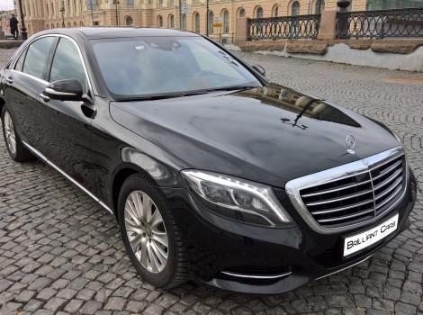Mercedes s class w222 в аренду